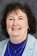 Dr. Karen Ward, School of Nursing associate director and faculty member