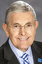John Hood, alumnus, former Tennessee State Representative, and MTSU director of government and community affairs