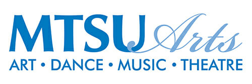 MTSU Arts logo