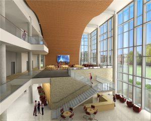 MTSU Science Building - Interior