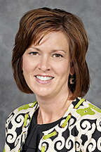 Beth Duffield, Rutherford Works Vice President