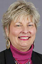 Diane Turnham, senior associate director of athletics and senior women's administrator
