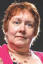 Dr. Patricia Gaitely, associate professor of English