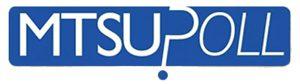 MTSU Poll logo