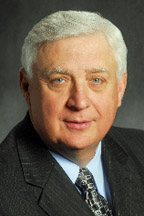 "James ""Jim"" Burton, professor of Accounting, dean emeritus of the Jones College of Business"