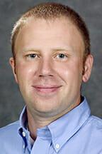 Dr. Adam Rennhoff, associate professor, Department of Economics and Finance