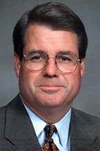 Joe Bales, vice president for university advancement