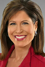 Holly Thompson, MTSU alumna, WSMV-NBC morning news anchor and afternoon speaker for MTSU's fall 2018 commencement ceremonies