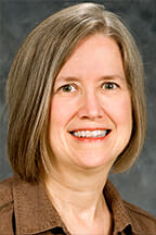 Dr. Susan Myers-Shirk, professor, Department of History