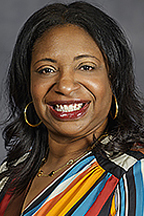 Dr. Jennifer Woodard, journalism professor