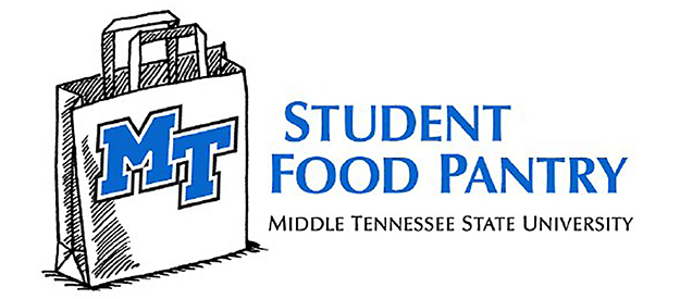 MTSU Student Food Pantry logo web