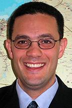 Dr. Sean Foley, an associate professor of history