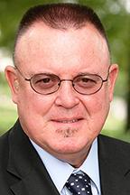 Dr. Rick Sluder, vice provost for student success