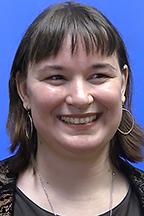 "Amanda Nadler, a senior in MTSU's School of Nursing and February 2020 guest on ""MTSU On the Record"""