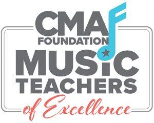 CMA Foundation Music Teachers of Excellence logo