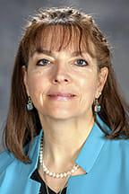 Dr. Andrienne Friedli, chemistry department faculty member