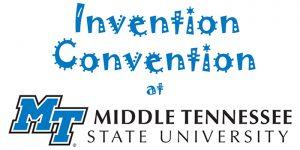 MTSU Invention Convention logo