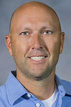 Dr. Greg Rushton, professor of chemistry and director of the Tennessee STEM Education Center