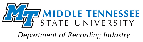Department of Recording Industry logo