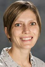 Erin Anfinson, professor, Department of Art and Design