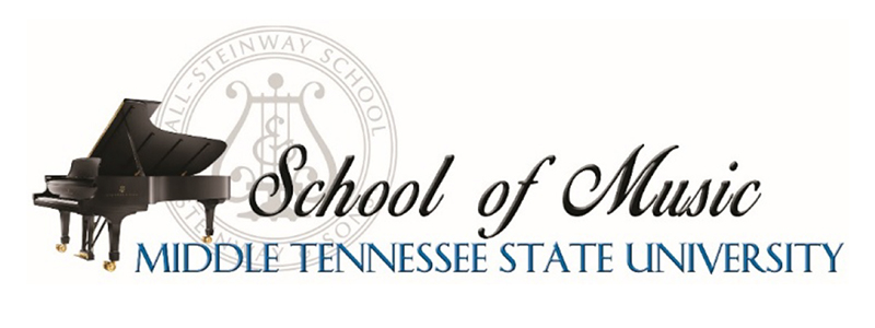 School of Music new logo