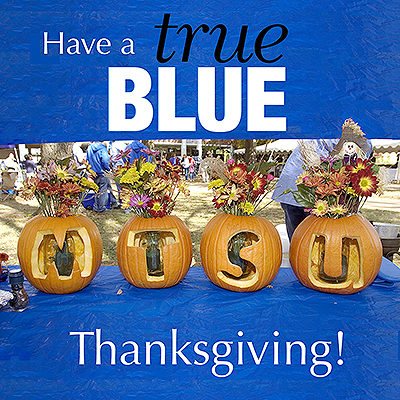 True Blue Thanksgiving photo/graphic