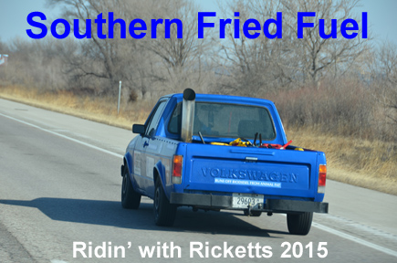 """MTSU """"Southern Fried Fuel"""" on the road"""