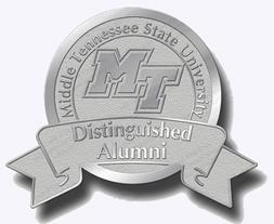 Distinguished Alumni logo