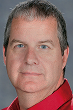Dr. Cliff Welborn, professor, supply chain management
