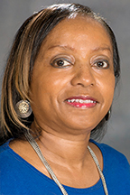 Dr. Cornelia Wills, director of Student Success