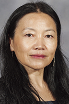 Dr. Mei Han, director of MTSU's Center for Chinese Music and Culture