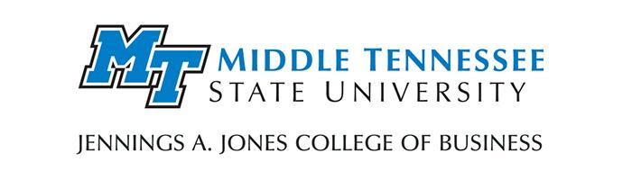 Jones College of Business logo