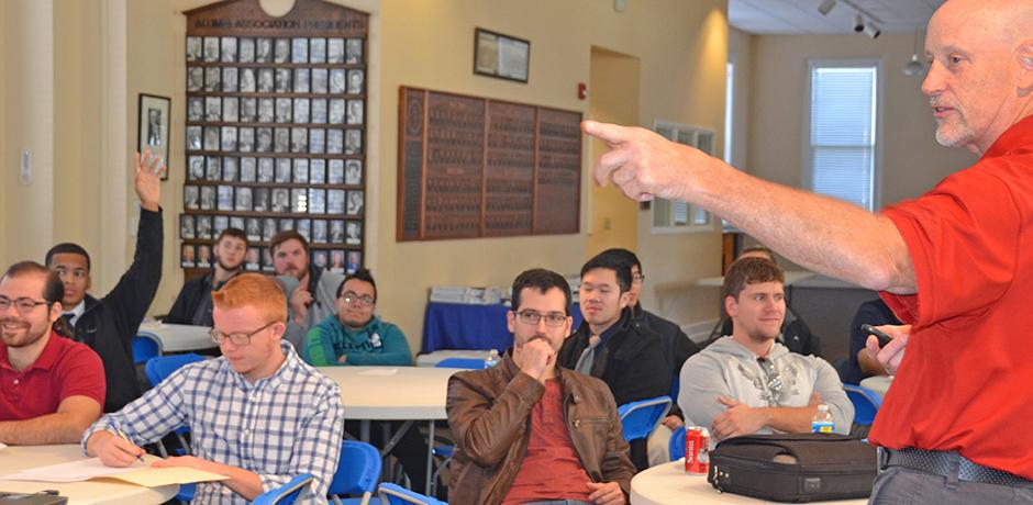 Nissan, Yates pursue MTSU students for part-time internships – MTSU