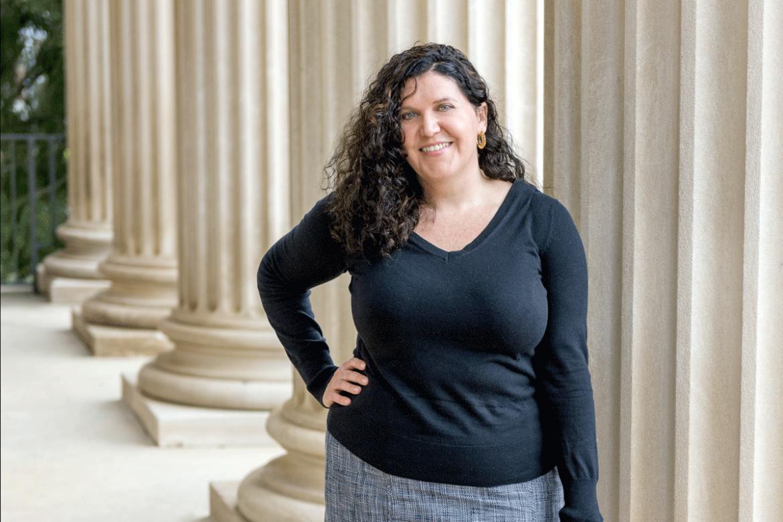 MTSU Medieval Studies professor Amy Kaufman