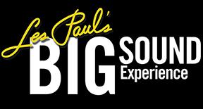 Les Paul Big Sound Experience logo