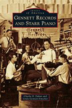 Dahan Gennett Records book cover