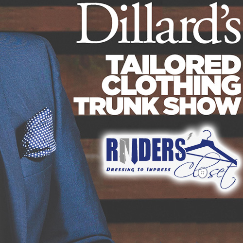 A partnership between Raiders' Closet and Dillard's department stores could result in scores of well-dressed millennials lining up for jobs.