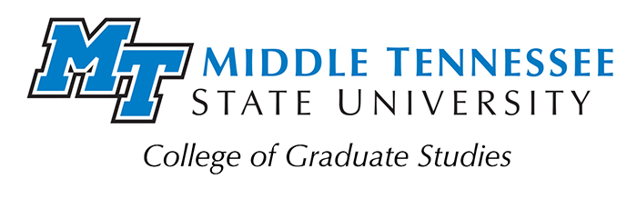 College of Graduate Studies logo