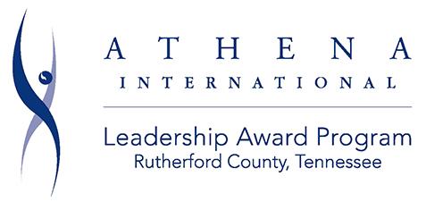Athena International Rutherford Co logo