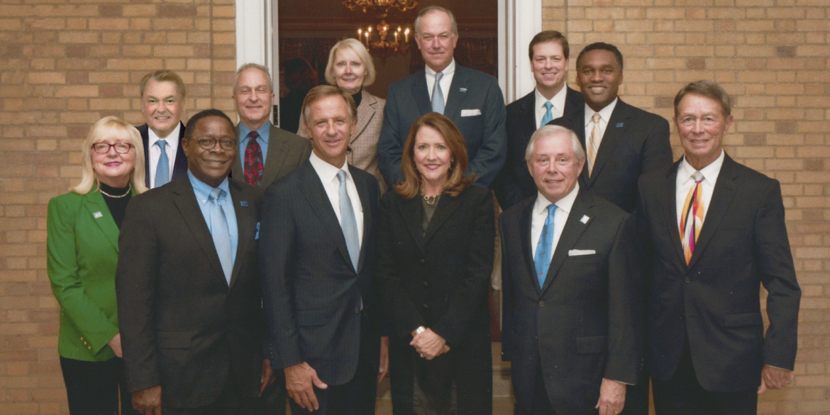 MTSU Board of Trustees photo