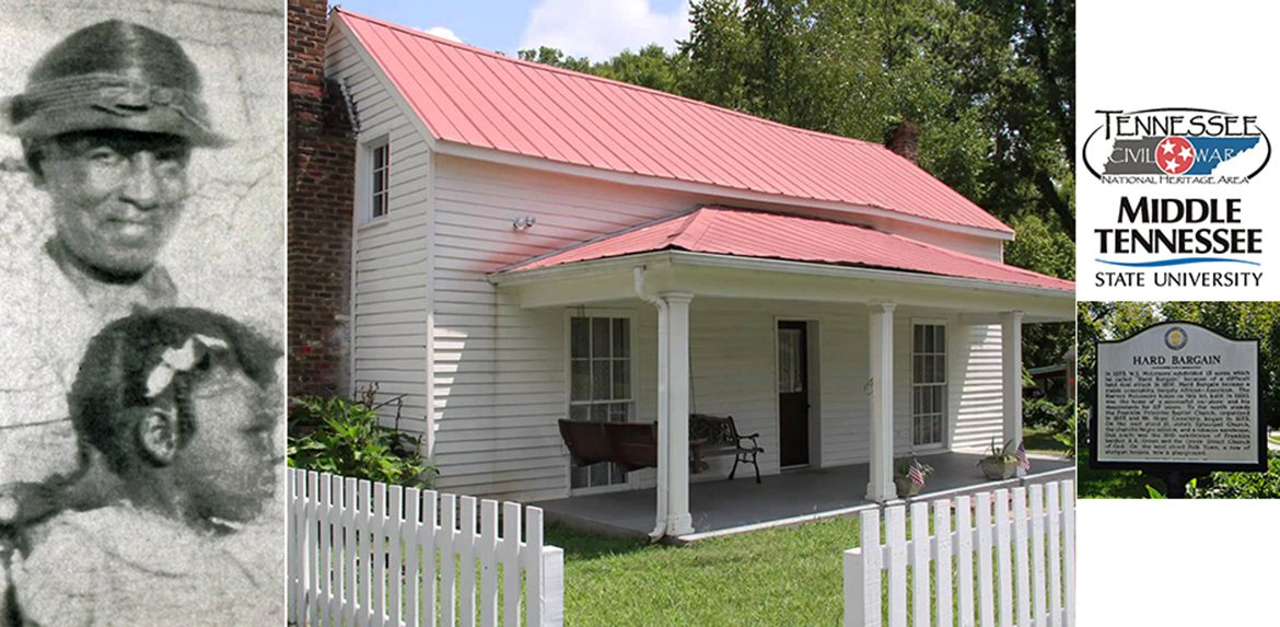 The McLemore House African-American Museum, located in Franklin, Tenn., sits on the corner of 11th Avenue North and Glass Street, across from Johnson Elementary School, in the city's renowned