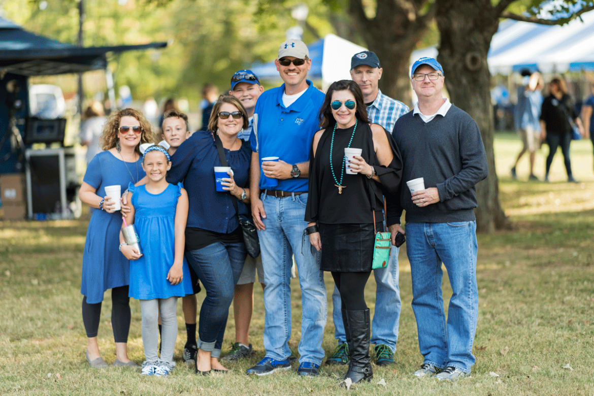 MTSU fans enjoy 2016 Homecoming events