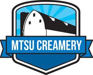 MTSU Creamery logo