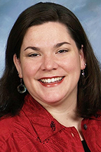 Dr. Jennifer Vannatta-Hall, professor of music education and interim director, School of Music