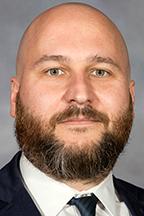 Dr. Jason Martin, interim dean of James E. Walker Library
