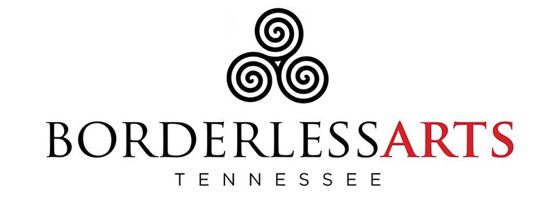 Borderless Arts Tennessee logo web