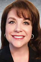 Dr. Christine Eschenfelder, assistant professor, School of Journalism and Strategic Media, College of Media and Entertainment