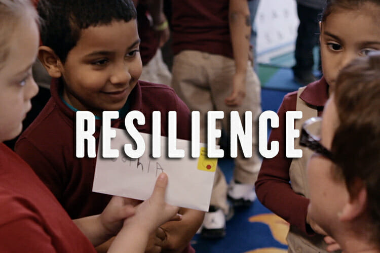 "Still from ""Resilience"" documentary used as promo"