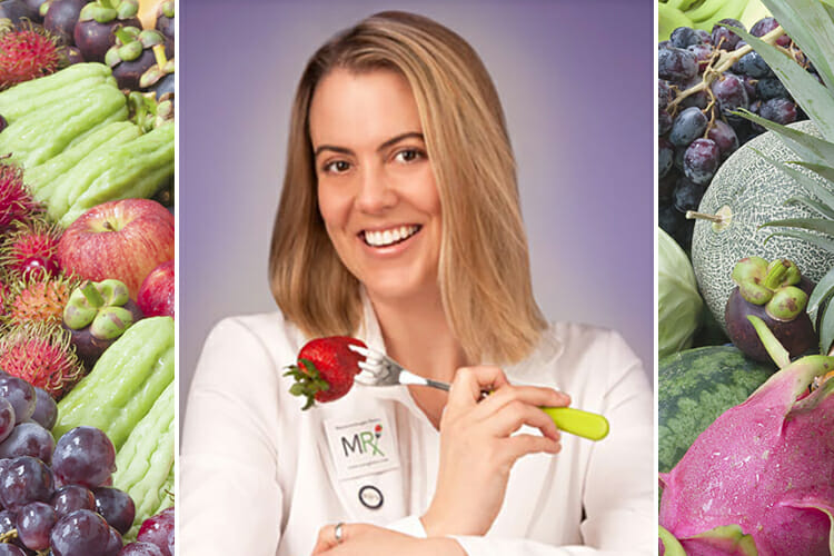 promo for alumna Monique Richard's national recognition by Today's Dietitian magazine