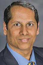 Dr. Vishwas Bedekar, assistant professor, Department of Engineering Technology